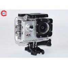 China Silver Ef60b Outdoor HD Mini Sport DV , 1080p Manual Wifi Action Camera wholesale