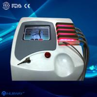 Painless Lipolaser slimming machine for fat removal; body shaping;weight loss