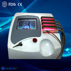 Quality Painless Lipolaser slimming machine for fat removal; body shaping;weight loss for sale