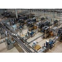 China Automatic Drinking Fresh Yoghurt / Flavoured Milk Production Line 1000l/h Capacity wholesale