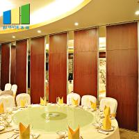 China Soundproof Folding Door Partition Conference Room Movable Partition Wall Board wholesale