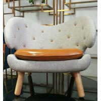China Mid-century Modern Living Room Furniture Cashmere Pelican Replica Dining Chair wholesale