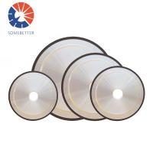 China Surface Polishing Electroplated Diamond Grinding Wheels 45 Degree on sale