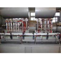 China High Precision Tomato Sauce Glass Bottle Filling Machine For Glass Jar Fill wholesale