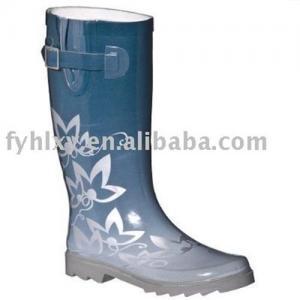 China Women Rubber Rain Boots wholesale