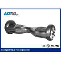 China 4400mAh 6.5 Inch Bluetooth Hoverboard Battery Operated Scooter Max Loading 120 KGs wholesale