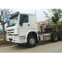 China new Tractor Truck Use With Semi Trailer Truck Prime Mover Truck Understated Luxury ZZ4257N3241V wholesale