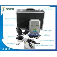China Quantum Silver Health Test Machine / Body Health Analyzer with Biochemical Analysis System wholesale
