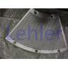China Electrolytic Polish Pressure Screen Basket With Hard Chrome Coating Drilled Type wholesale