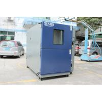 China Low Noise Thermal Shock Chamber For Temperature Cycling Test wholesale
