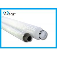 Customized Disposable Filter Cartridge Water Filter Replacement Cartridges