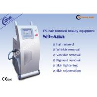China High Efficiency IPL Hair Growth Machine Soft Skin Easy Operation Delicate Appearance wholesale