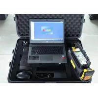 China Quick Real Time Image Portable X-Ray Scanner System Laptop Computer For EOD / IED wholesale