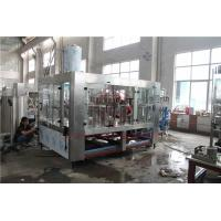 China Auto Food Industry Popular Plastic Bottling Equipment With Sterilizing System wholesale
