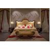 China Roman style furniture italian bed classic bedroom sets TA-003 wholesale