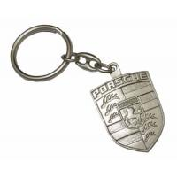 Buy cheap Metal Car Keychain Porsche from wholesalers