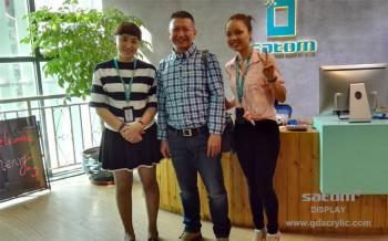 Guangzhou Sheng Tong Display Products Co., Ltd