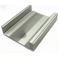 High - Tech Aluminum Heatsink Extrusion Profiles For Heating / Melting Furnace for sale