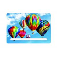 China Custom Beautiful Balloon 3d  Fridge Magnets 7x11cm With Notepad  For Souvenir Gifts wholesale