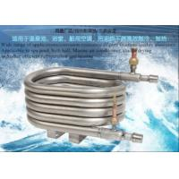 China Durable Coaxial Heat Exchanger With -30 To 100°C Working Temperature Range wholesale