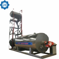 China Horizontal Style Hot Oil Heater Heat Conduction Oil Boiler For Energy Power Plant wholesale