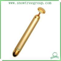 China 24k golden hight end quality popular japan beauty bar slim face bar with a cicle cake heat wholesale