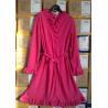 China Women pajamas & sleepwear stock ladies dressing Gowns nightgowns robe nightdress stocklots wholesale