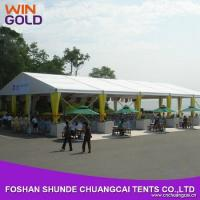 Wholesale frame structures 500 people circle tent for outdoor wedding party