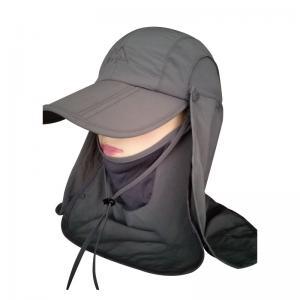 Shield S Custom Sized Baseball Caps , Outdoor Hip Hop Style Hats Quick Dry