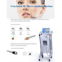 China Multifunctional medical grade machine fractional micro needle therapy system microneedling wholesale