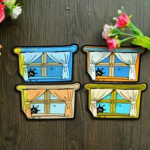 China Decorative Window Shape Fridge Magnet wholesale