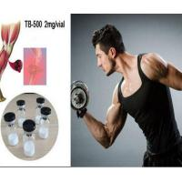 99.5% Purity Peptide Raw Powder TB-500 for Muscle Injuries Treatment 2mg/vial, 5mg/vial