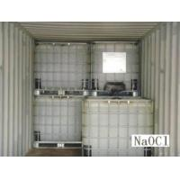 China Sodium Hypochlorite For Water Treatment on sale