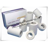 China Cotton Adhesive Medical Surgical Tape Zinc Oxide Hypoallergenic wholesale