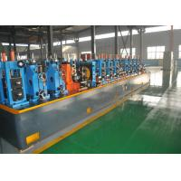 Buy cheap High Performance Steel Pipe Making Machine , Welding Tube Mill Machine from wholesalers