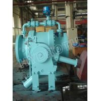 China High Pressure Flanged Globe Valve 500mm With hydraulic Control on sale