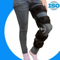 China Chuck Adjustable Knee Leg Support Brace Fracture Rehabilitation Protector wholesale