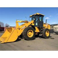 China LW300FN Heavy Earth Moving Machinery / 3 Ton Rc Hydraulic Front Wheel Loader wholesale