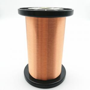 China Awg 56 Ultrafine 0.012mm Enamel Insulated Copper Wire High Purity wholesale