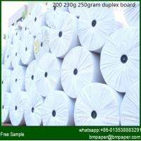 China White Board With Gray Back wholesale