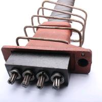 Buy cheap Anti Rust Flat Post Tension Anchor For Building Prestressed Concrete from wholesalers