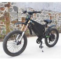 China 72V 3000W 29AH Plus Stealth Bomber Electric bicycle wholesale