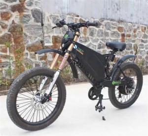 China 72V 3000W electric mountain bike mountain ebike wholesale