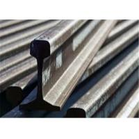 China Silver Color Light Steel Rail GB11264-89 Standard For Tracks Construction wholesale