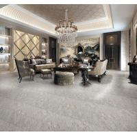 China Bright Mable Overland Porcelain Tiles Light Grey Color Scratch Resistant wholesale