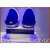 China Luxury 9D Virtual Reality Cinema Interactive Hydraulic Platform wholesale