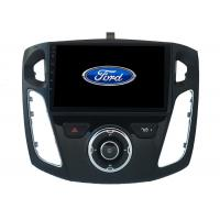 China FORD Focus 2015-2017 Android 9.0 Autoradio 2 Din GPS multimedia Support Original Car steering wheel control FOD-1057GDA wholesale