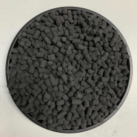 China Black 99.9% Purity 64365-11-3 Activated Carbon Pellets on sale