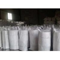 China White Color Insulation Blanket, Ceramic Fiber Blanket For Industrial Kiln/ Furnace wholesale