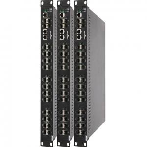 Buy cheap 100 - 240VAC 産業ギガビット スイッチ 28 港、19